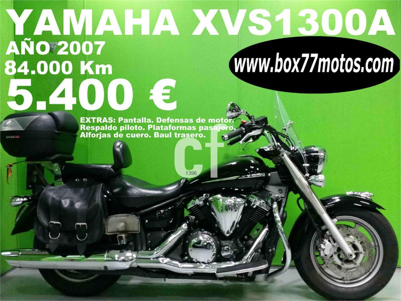YAMAHA XVS 1300 A Midnight Star de venta