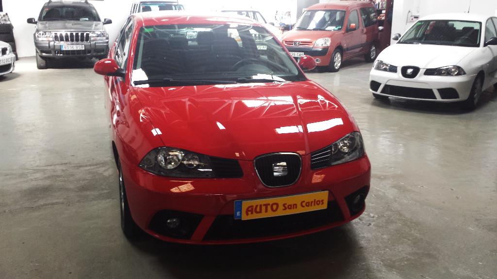 SEAT Ibiza 1.9 TDI 100cv Guapa