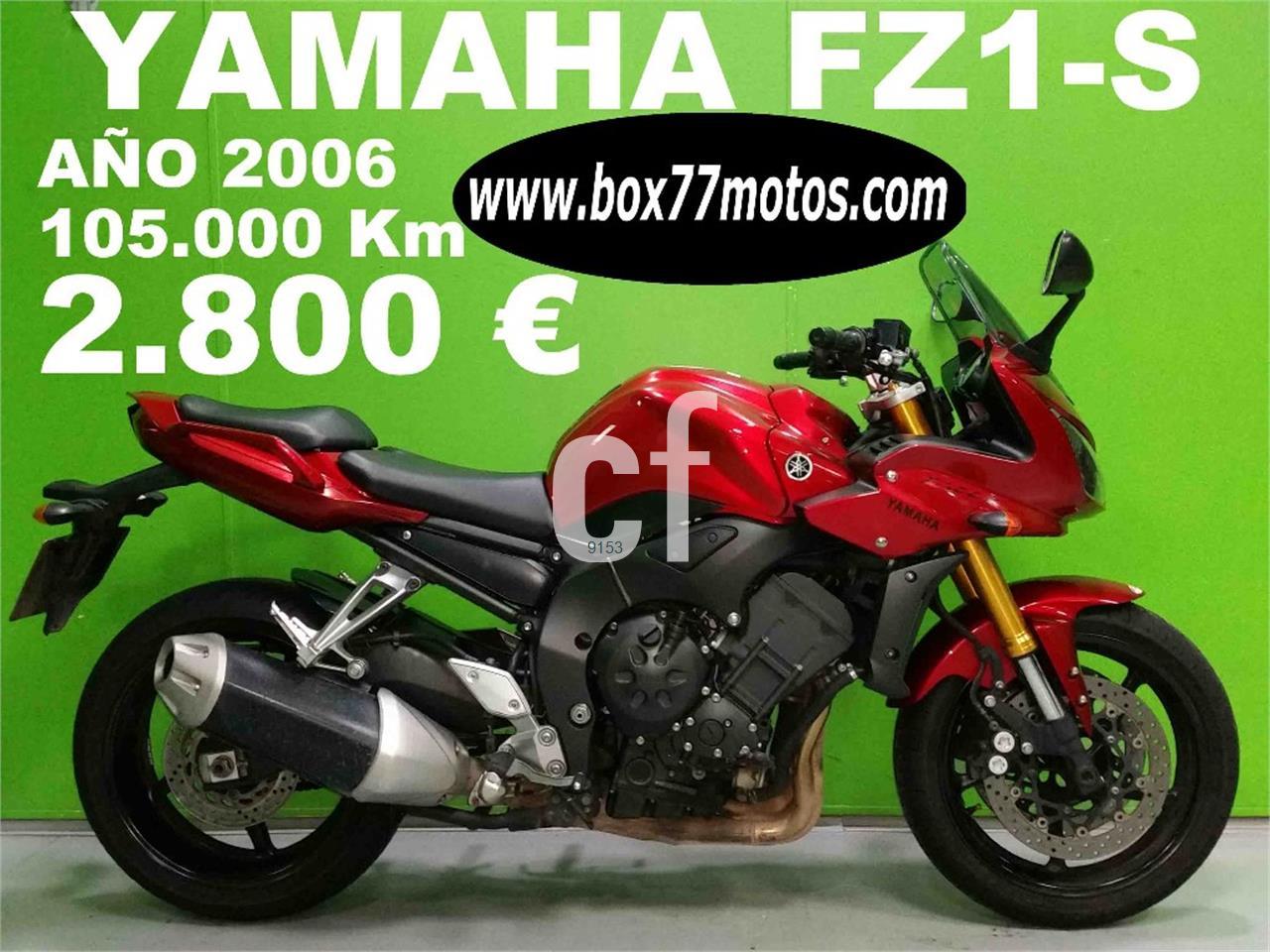 YAMAHA FZ1 S FAZER de venta