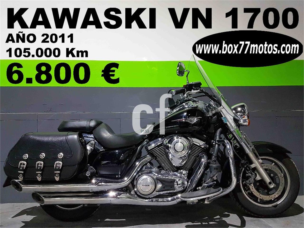 KAWASAKI VN 1700 Classic de venta