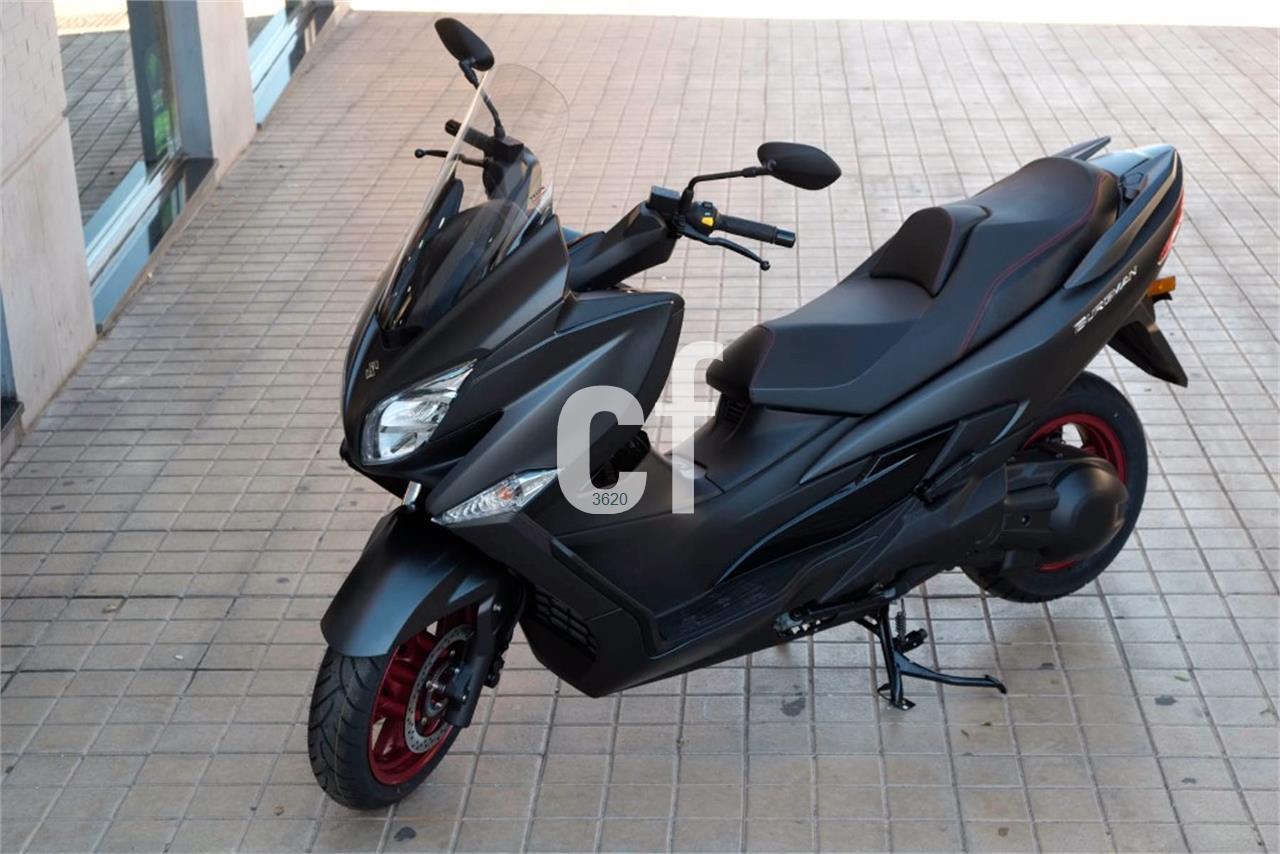 SUZUKI BURGMAN 400_2 de venta en Almería