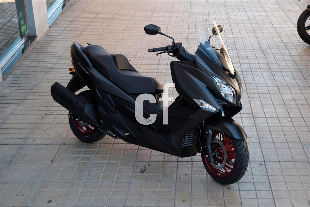 SUZUKI BURGMAN 400_1 de venta en Almería