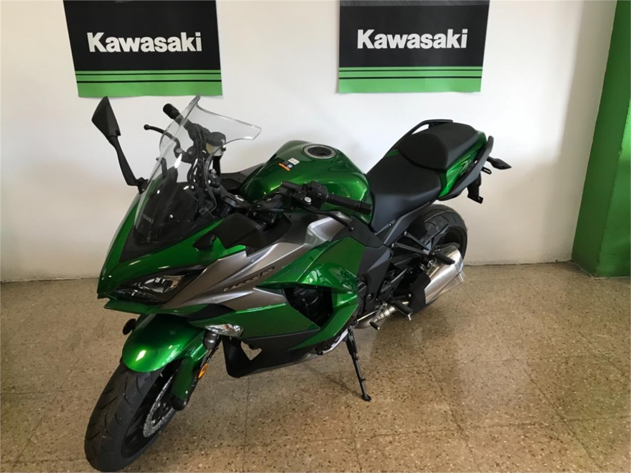 KAWASAKI Z 1000 SX_4 de venta en Albacete