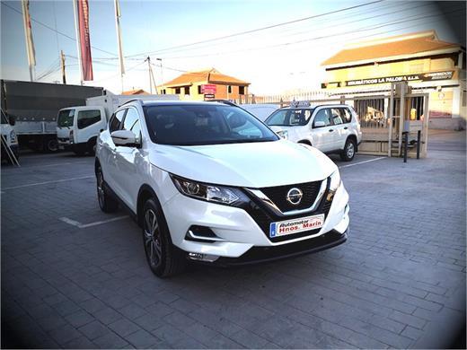 Nissan Qashqai Digt 85 Kw 115 Cv Nconnecta Del Ano 2018 Con 5016km