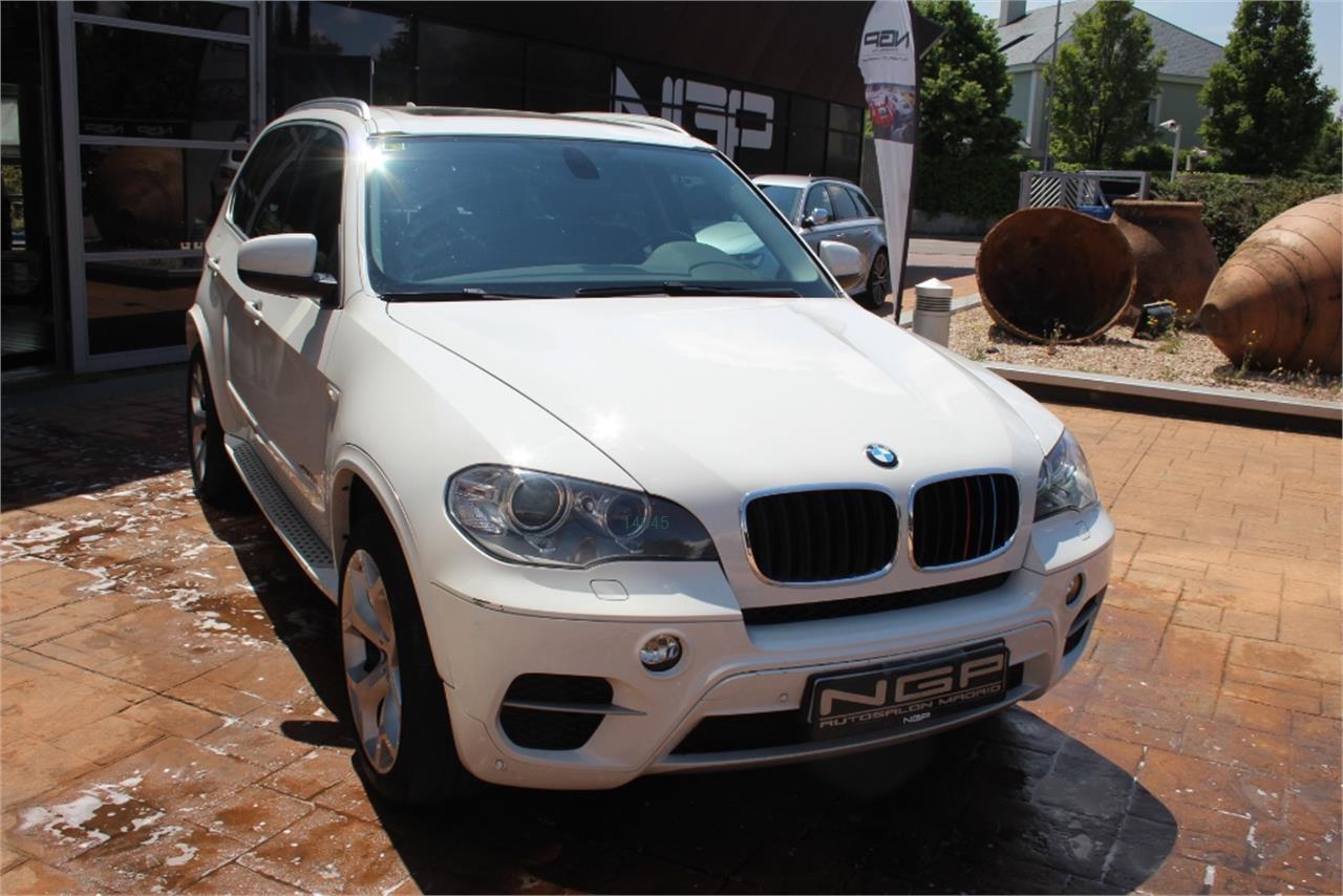 BMW X52013 de ocasión