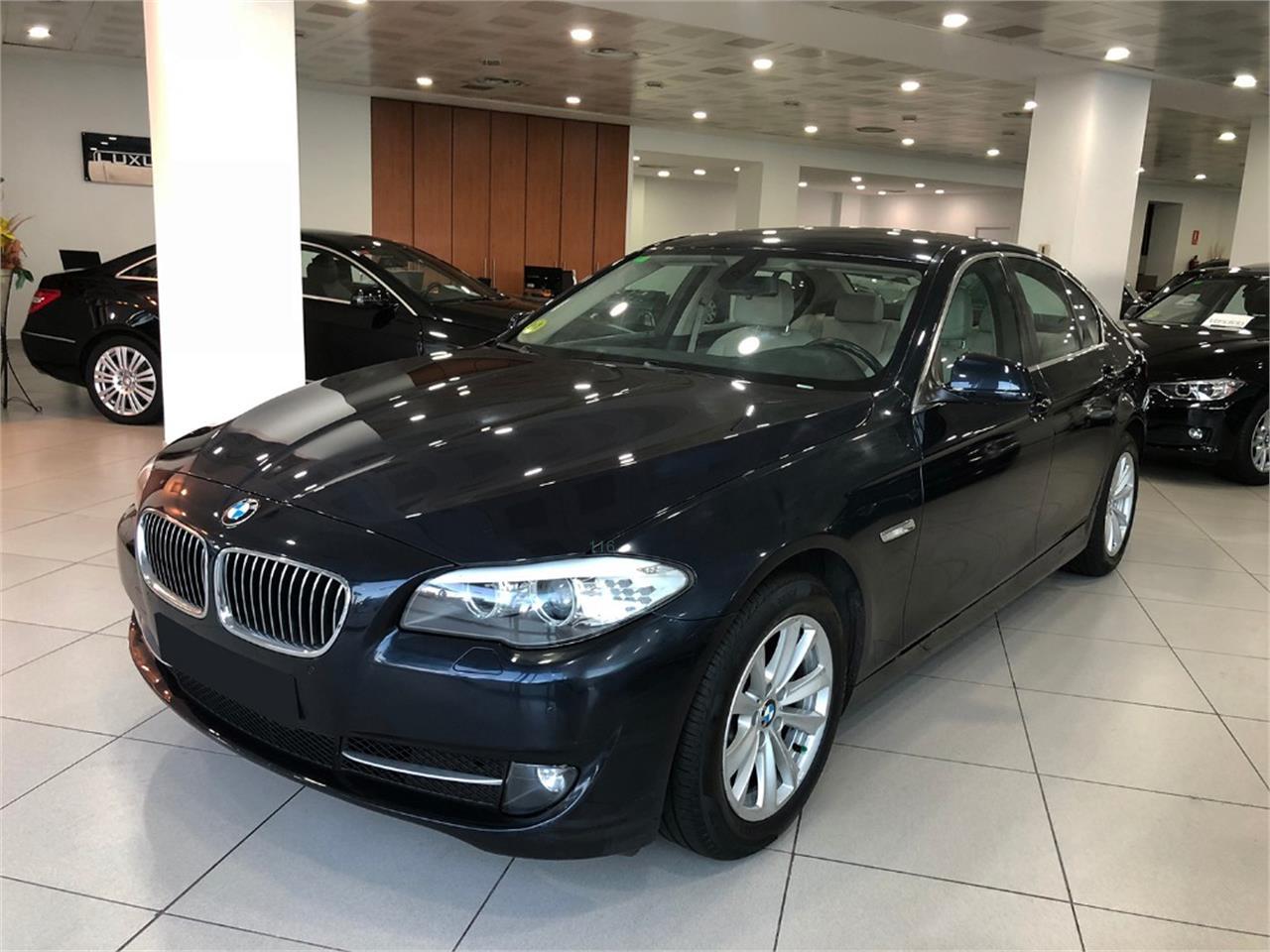 BMW Serie 52011 de ocasión