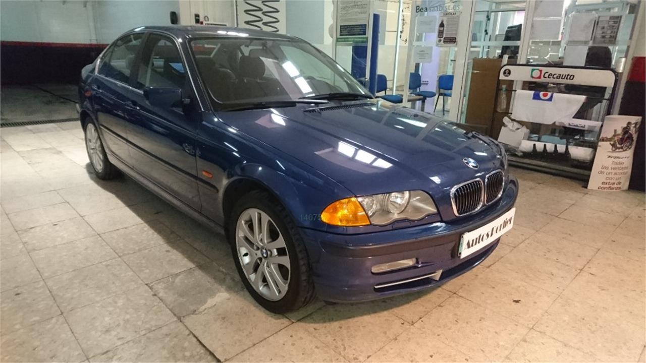 BMW Serie 32001 de ocasión