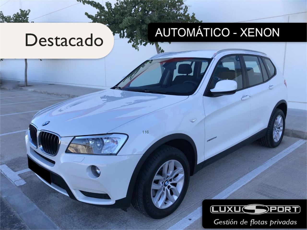 BMW X32014 de ocasión