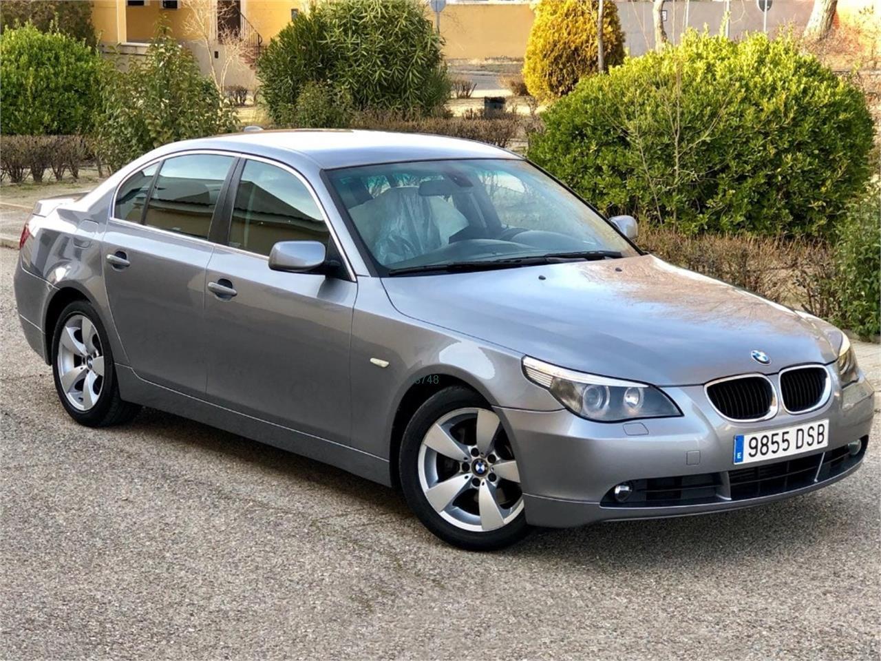 BMW Serie 52004 de ocasión