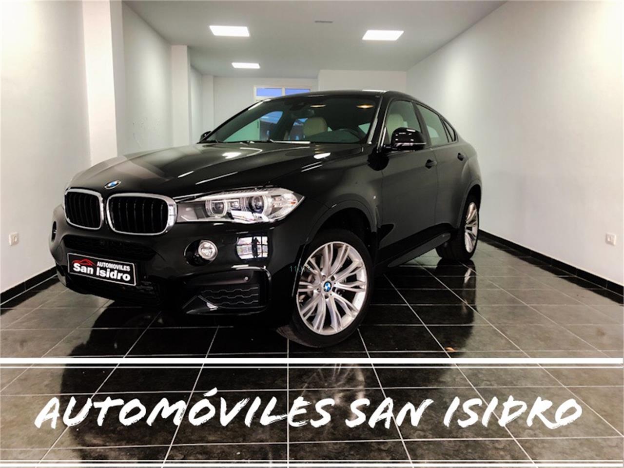 BMW X62017 de ocasión