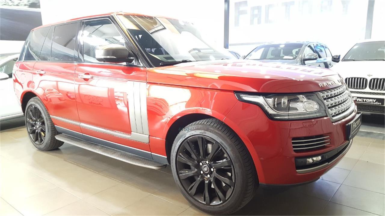 LAND-ROVER Range Rover2012 de ocasión