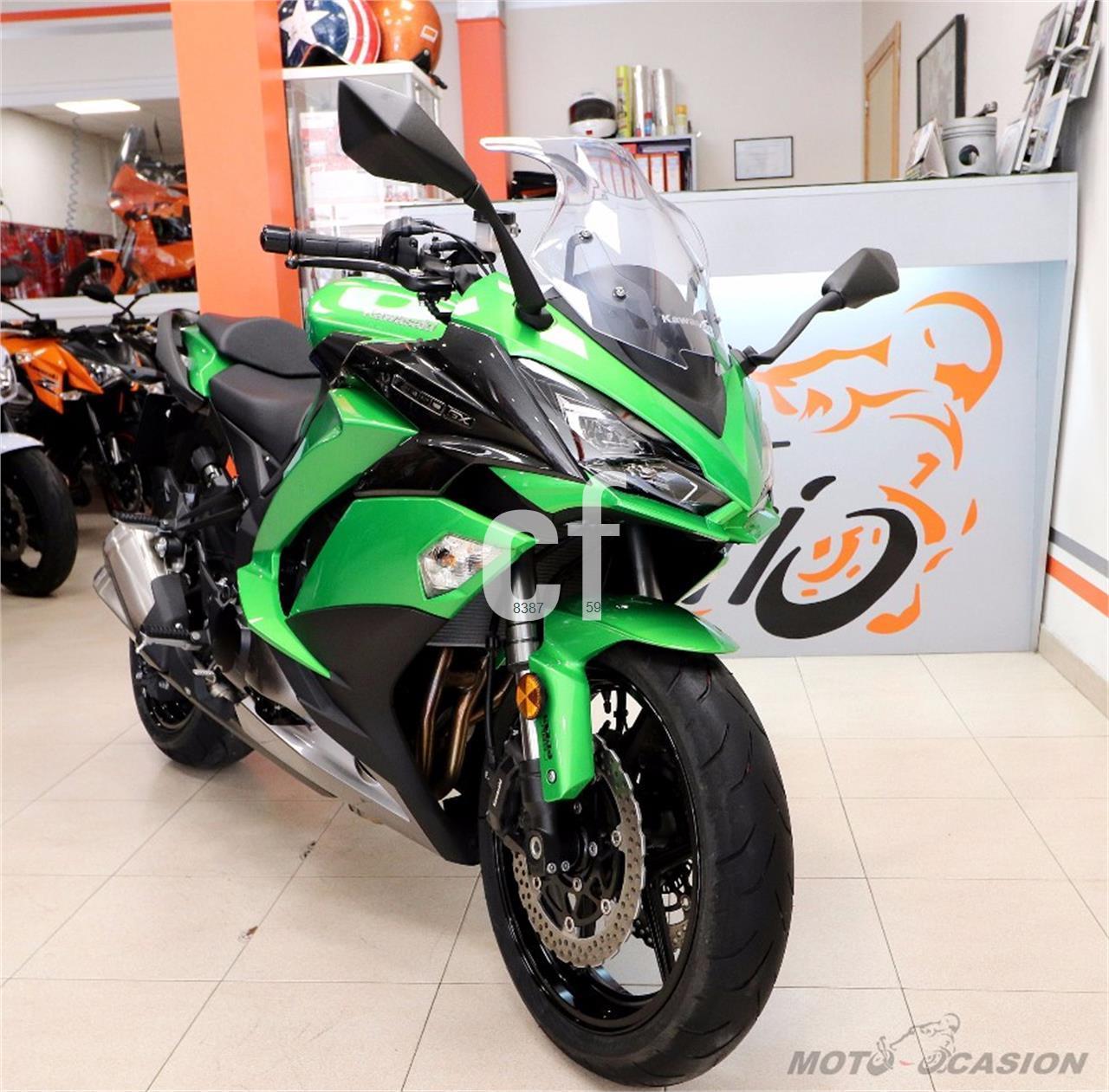 KAWASAKI Z 1000 SX ABS de venta