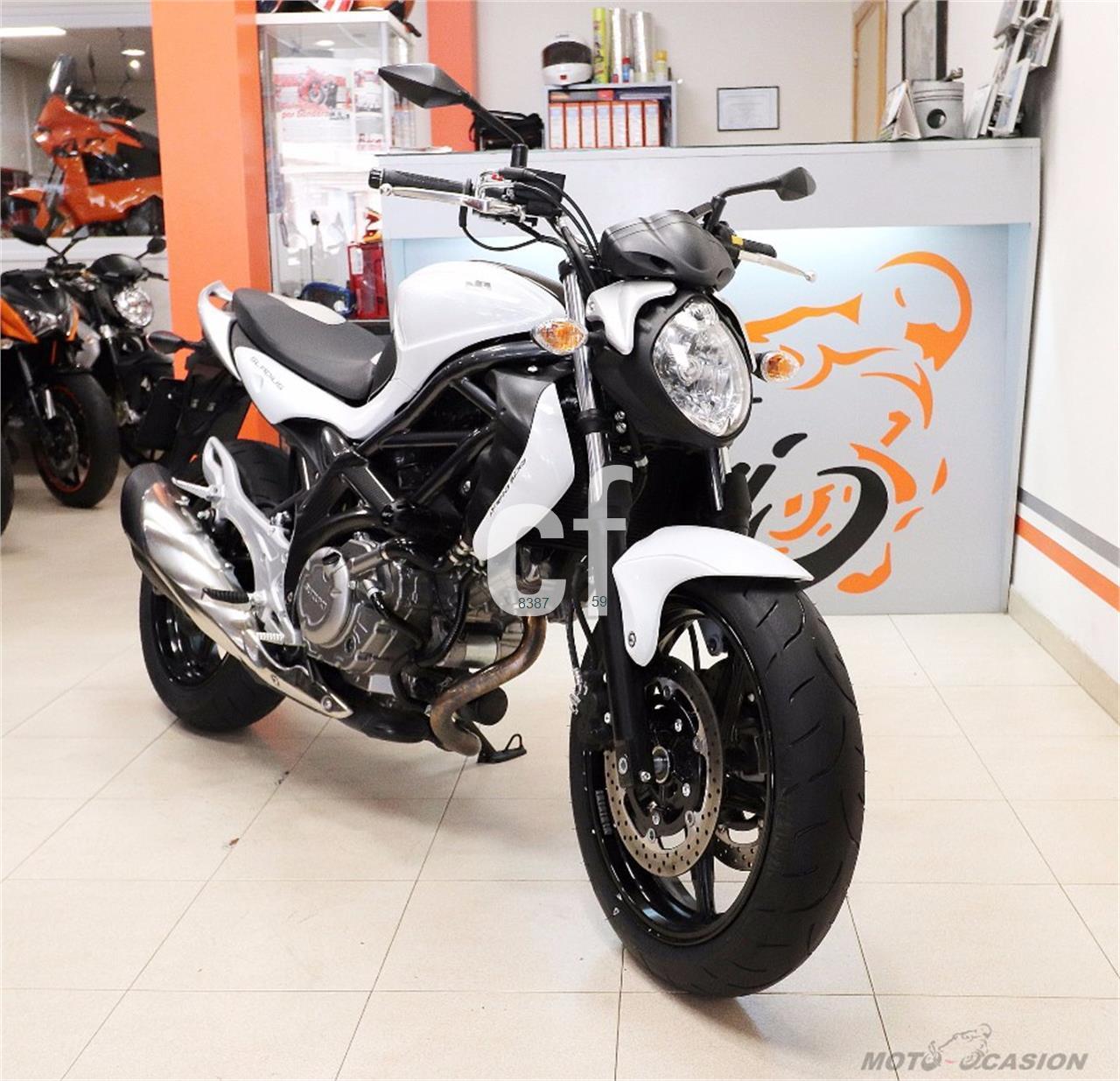 SUZUKI Gladius 650 de venta