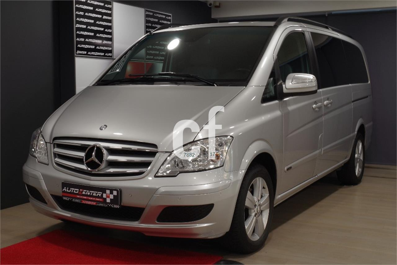 used mercedes benz viano cars spain. Black Bedroom Furniture Sets. Home Design Ideas