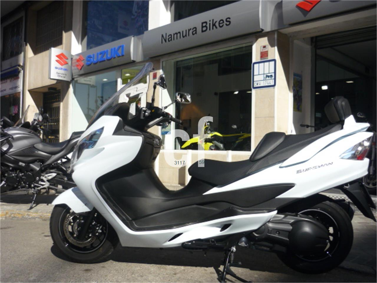 SUZUKI BURGMAN 400 ABS de venta