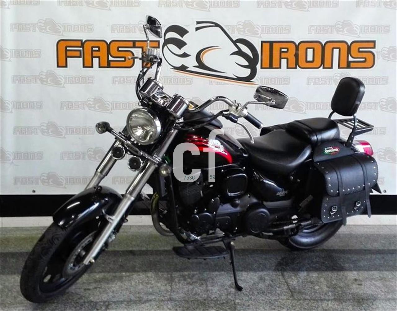 DAELIM Daystar 125 FI Black Plus de venta