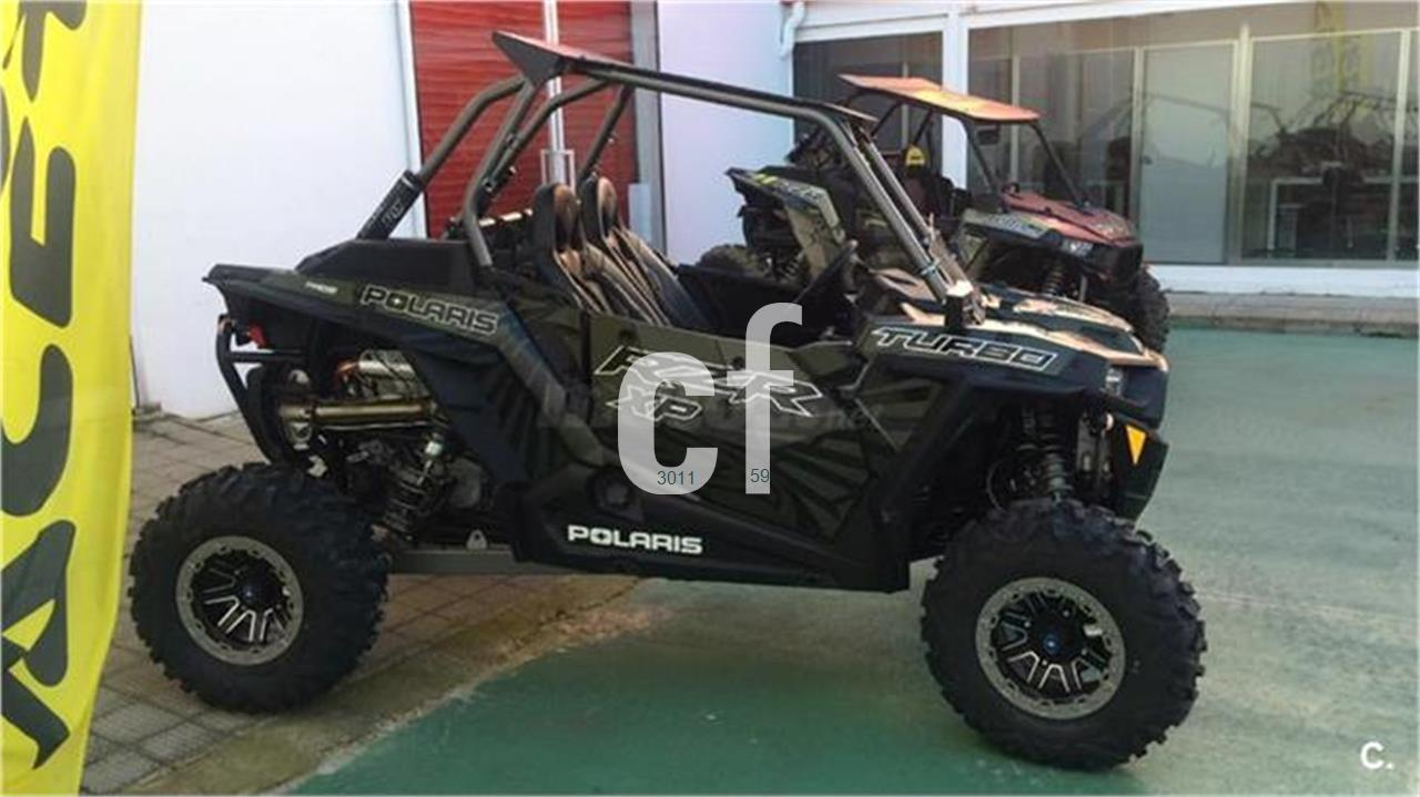 POLARIS POLARIS RZR 1000 TURBO XP MILITARY AÑO 2017 de venta
