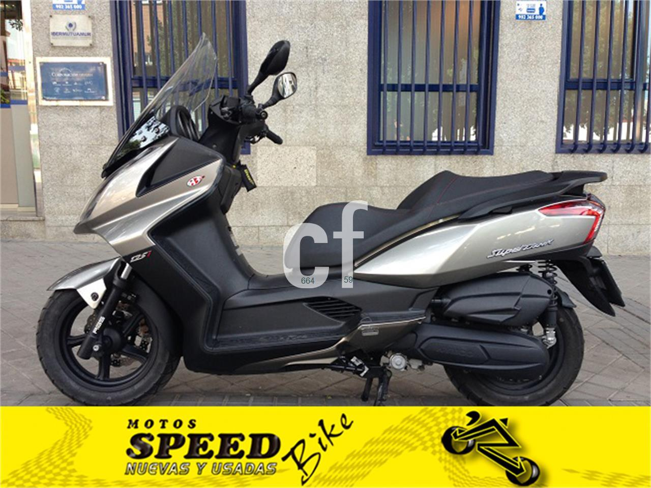 KYMCO Super Dink 125 ABS de venta