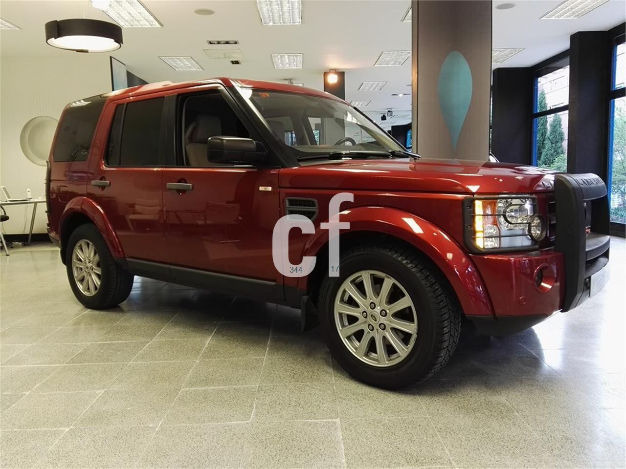 voitures land rover discovery occasion espagne. Black Bedroom Furniture Sets. Home Design Ideas