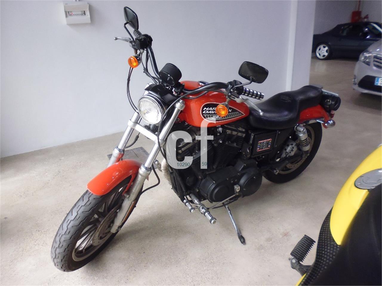HARLEY DAVIDSON Sportster 883R de venta