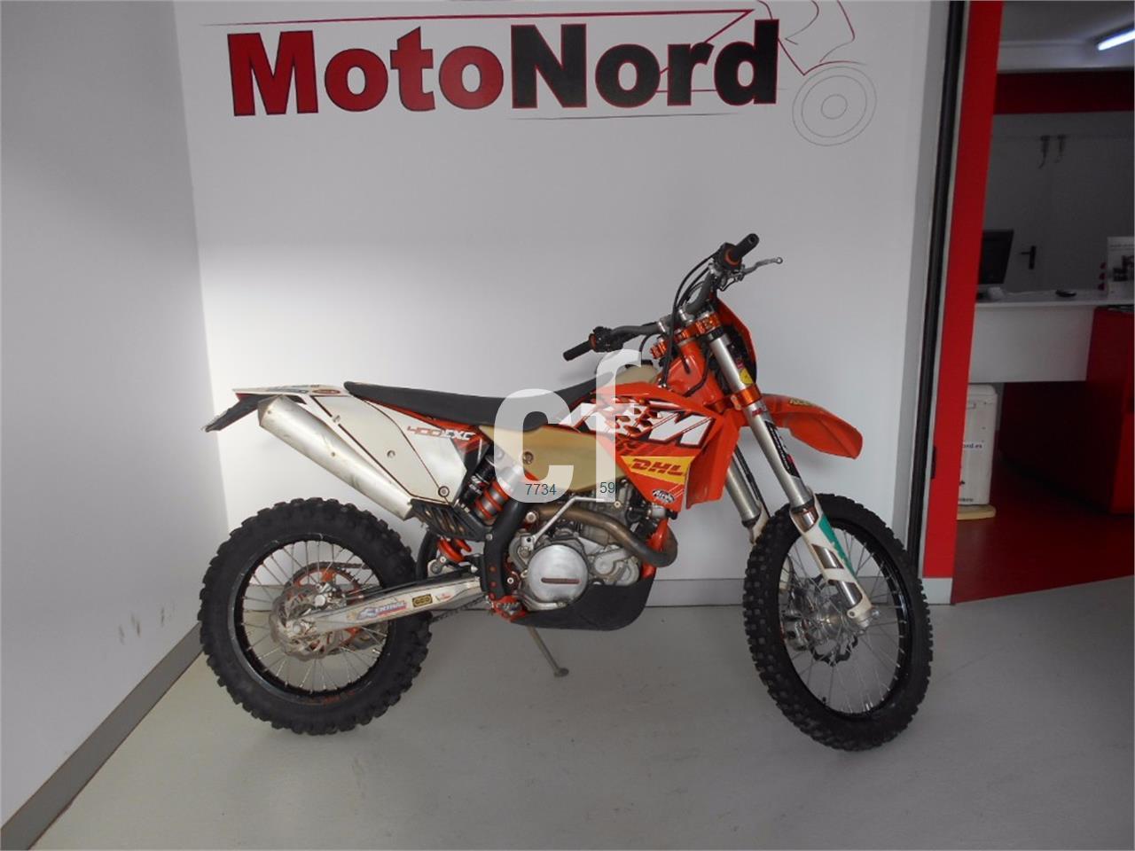 KTM EXC 400 de venta