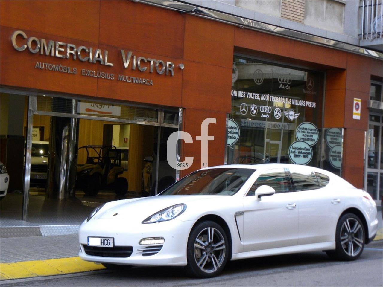 Used Porsche Panamera Cars Spain