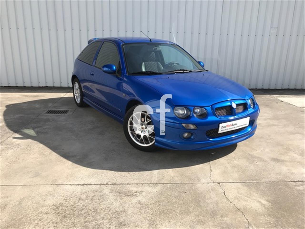 MG ZR de venta de venta por 2200