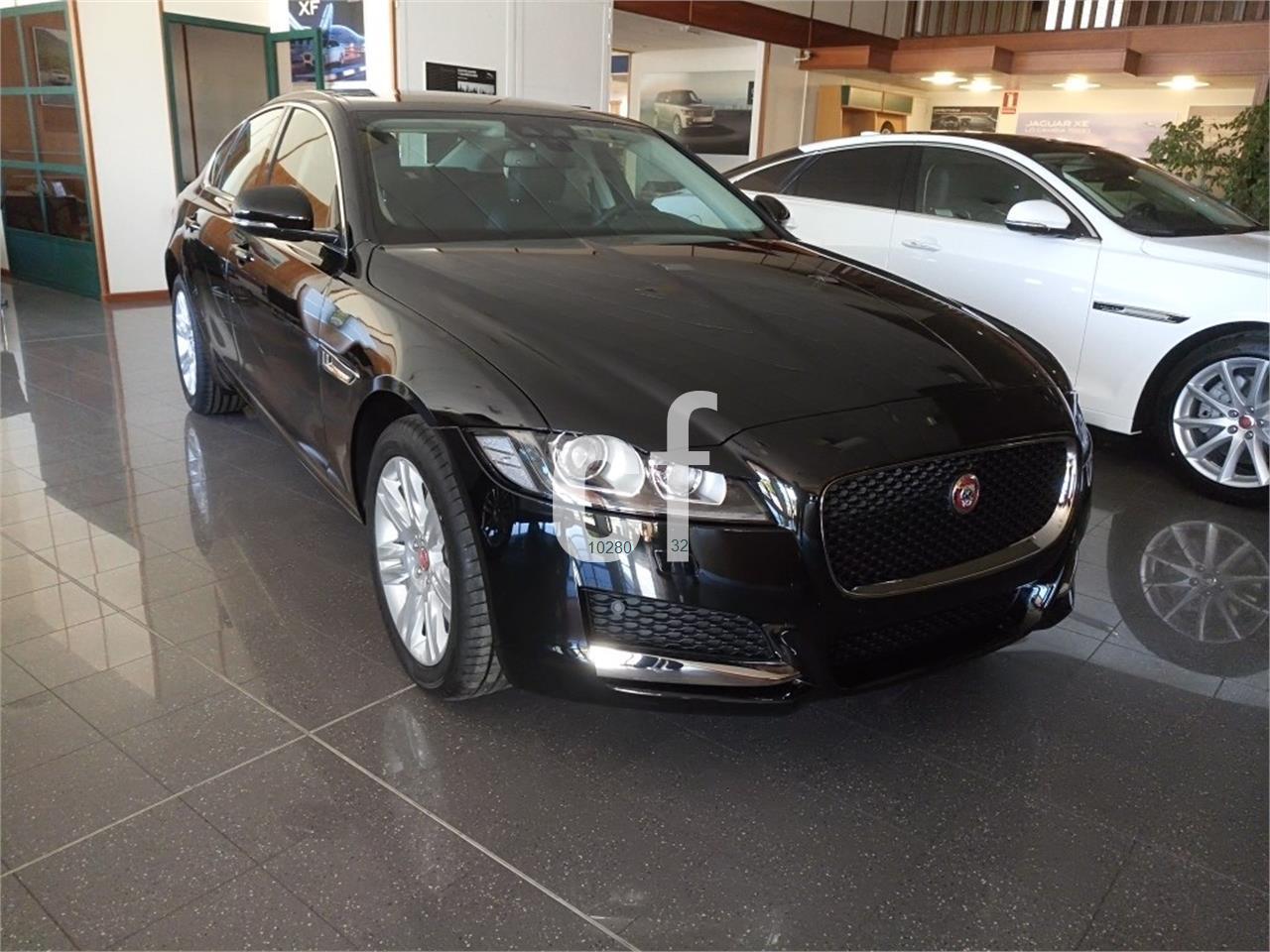jaguar xf de segunda mano del 2017. 0 km