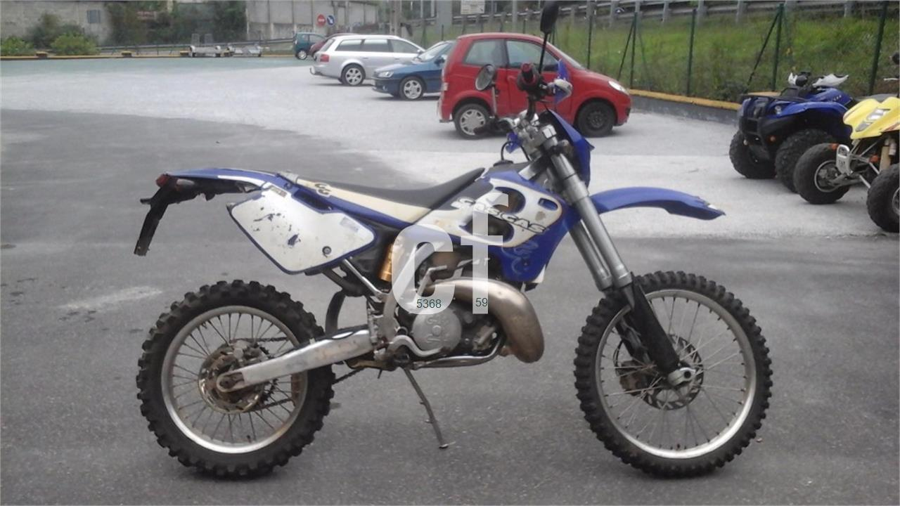 GAS GAS EC 250 2T de venta