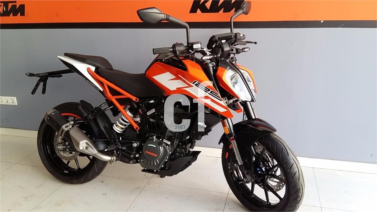KTM 125 de venta