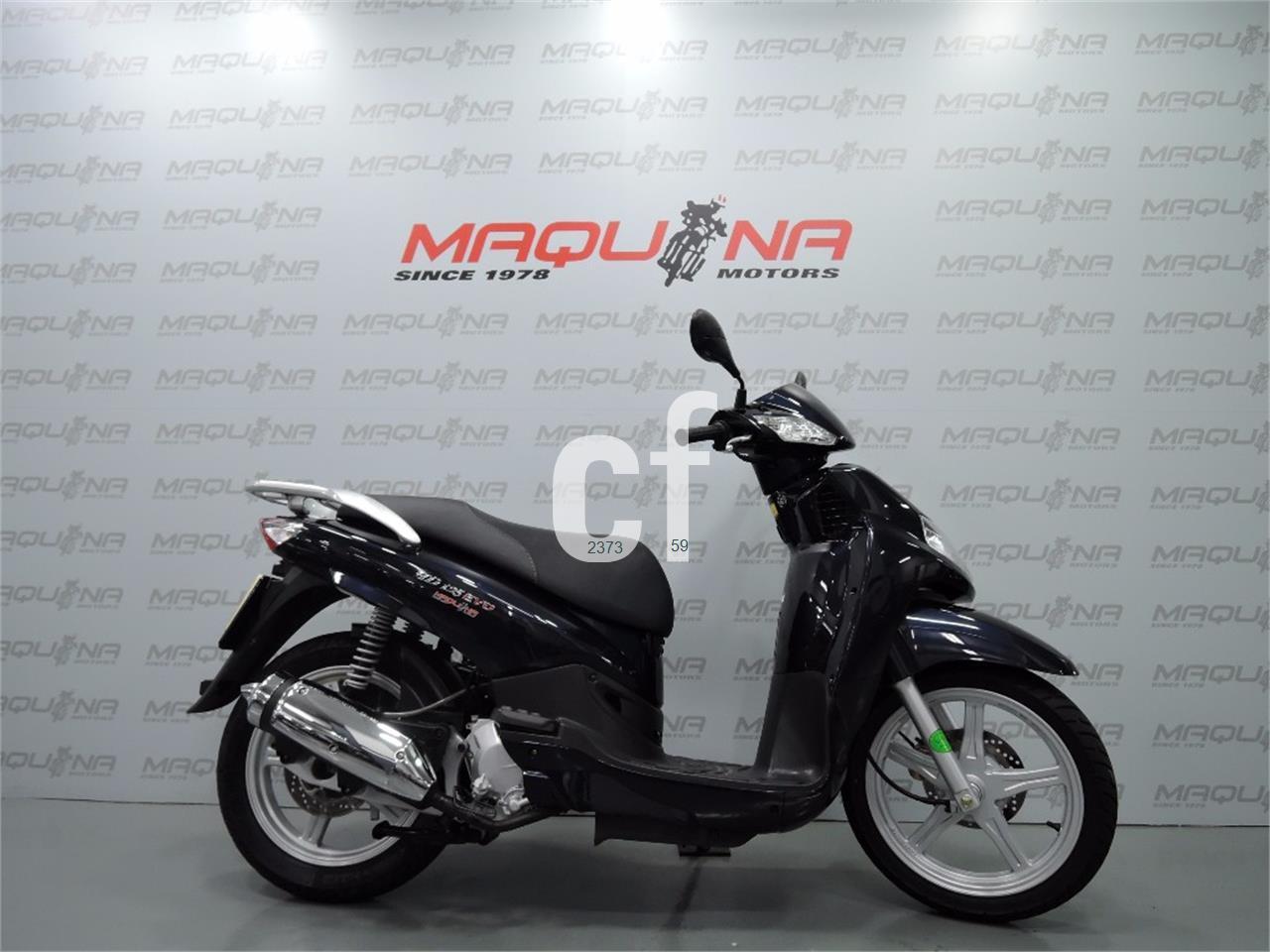 SYM HD 125 EVO de venta