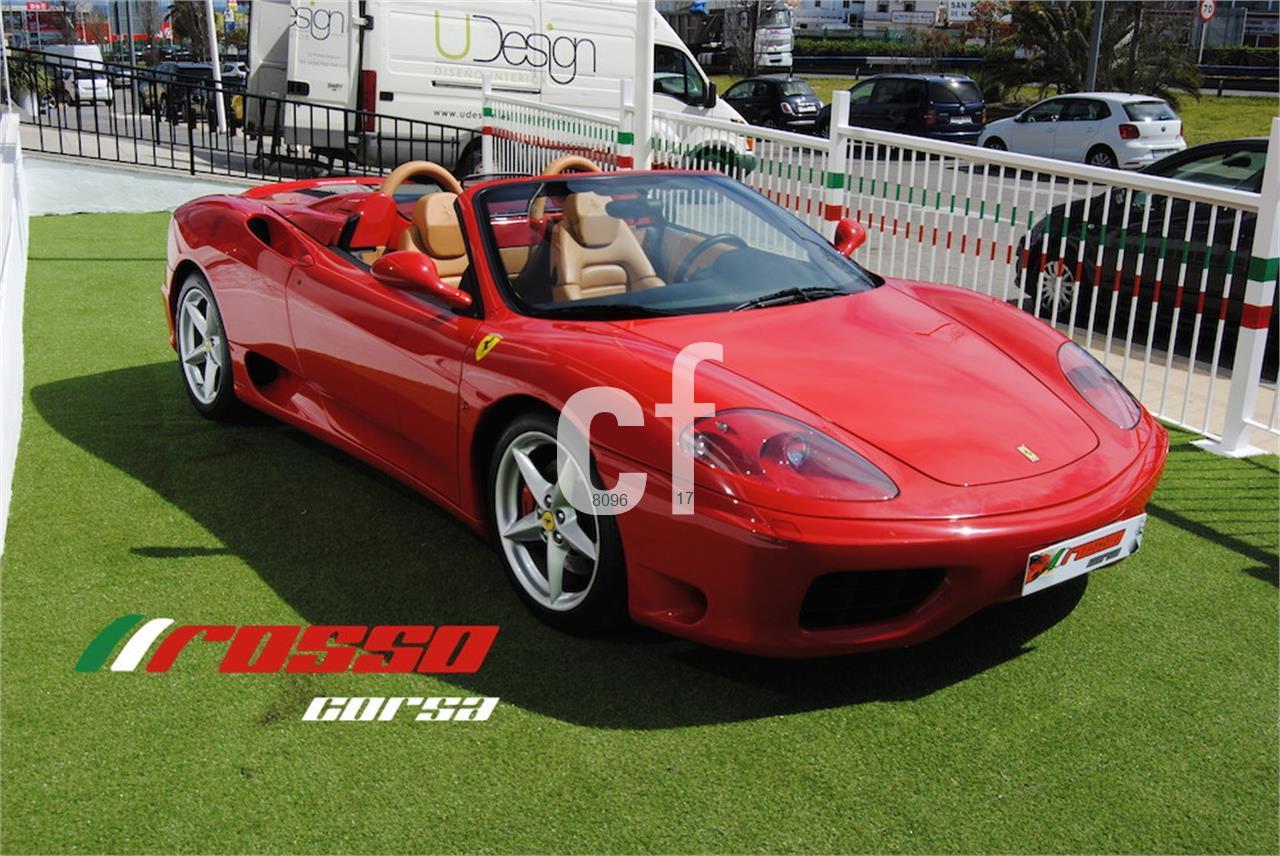Used Ferrari Cars Spain