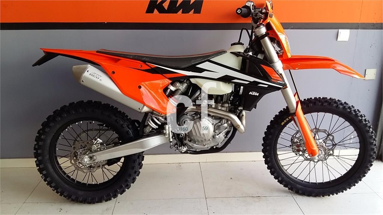 KTM EXC 450 de venta