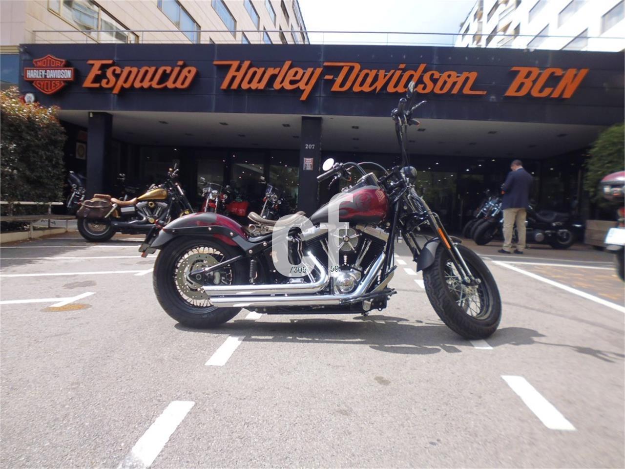 HARLEY DAVIDSON Softail Cross Bones de venta