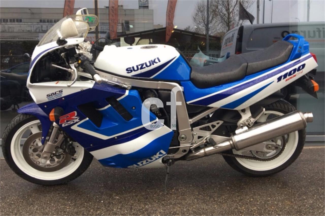SUZUKI GSX R1100 de venta