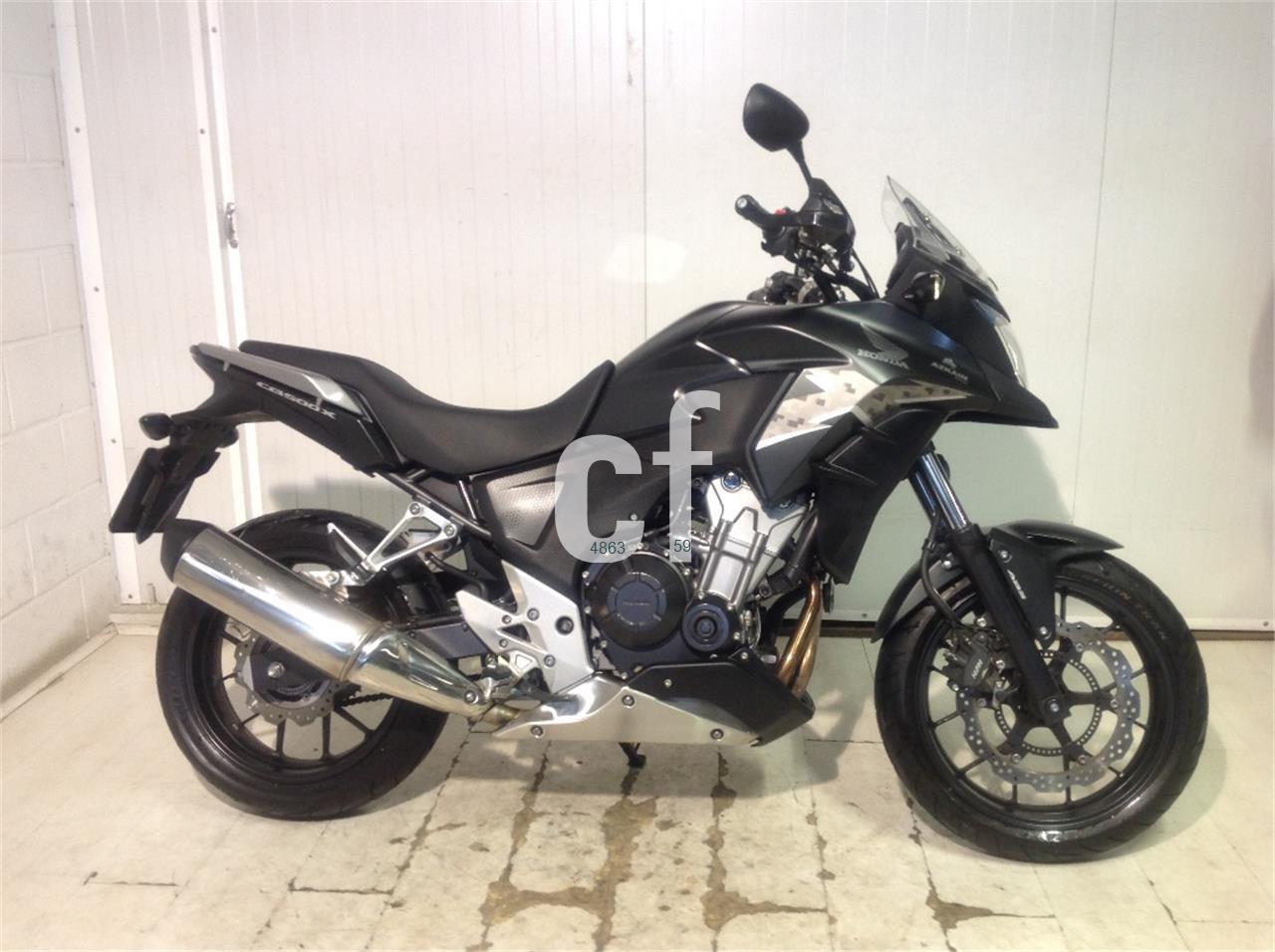 HONDA CB 500 X de venta
