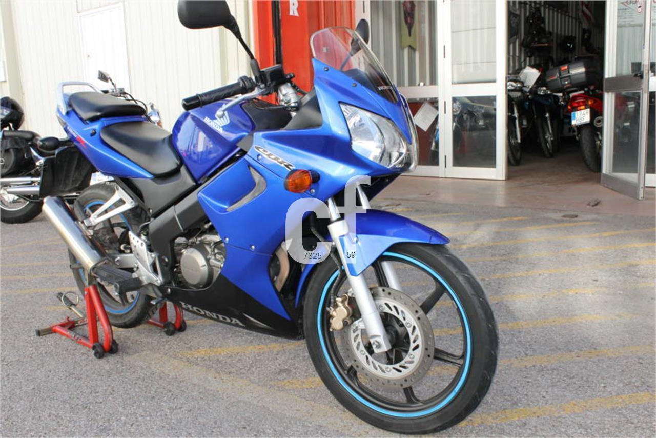 HONDA CBR 125R de venta