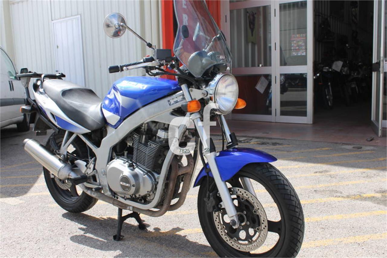 SUZUKI GS 500 E de venta
