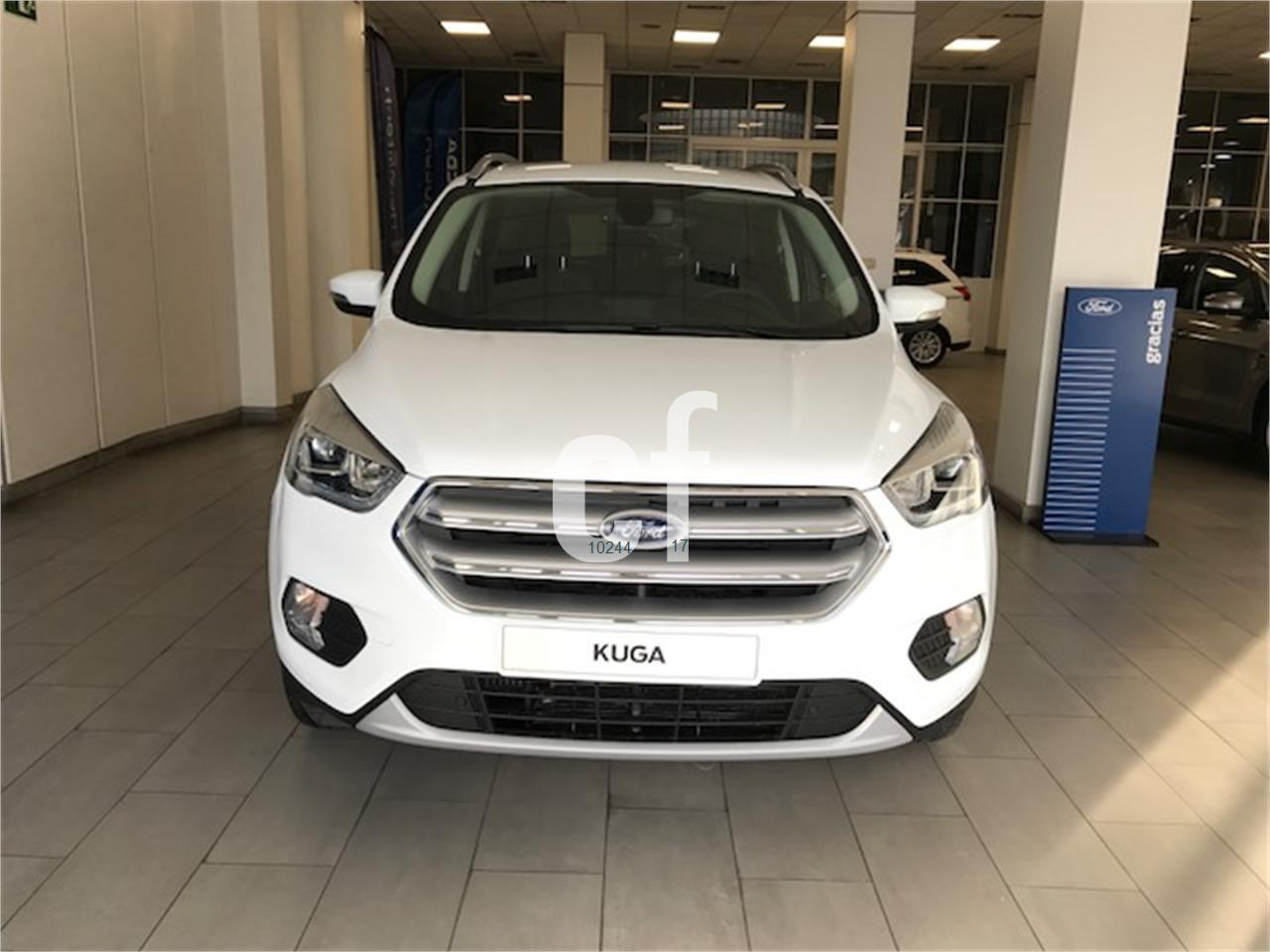 Used Ford Kuga cars Valencia Spain from 19,000 EUR to 20,000 EUR