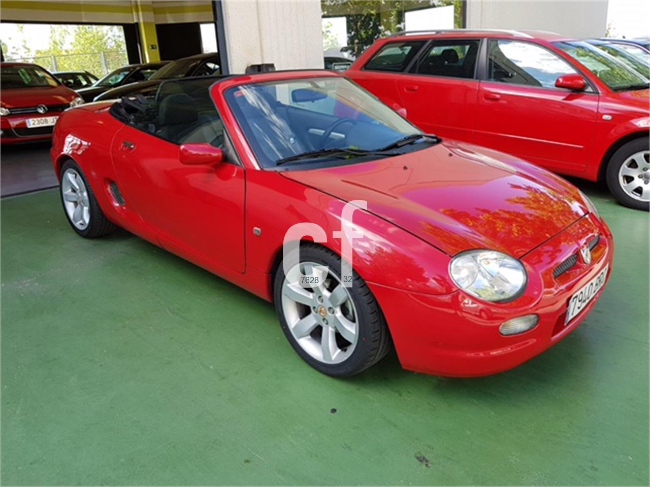 MG TF de venta de venta por 3495