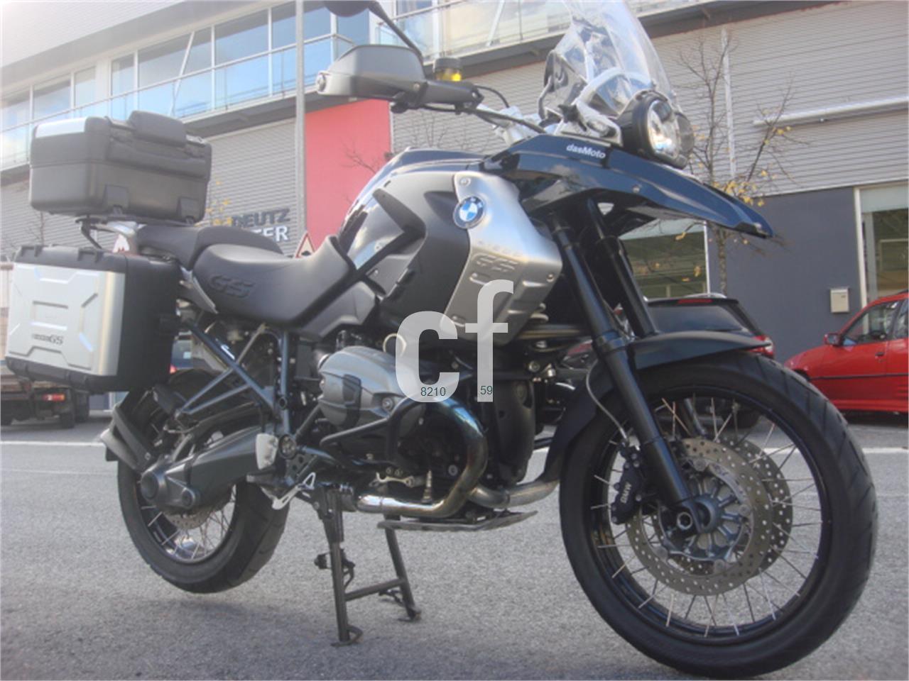 BMW R 1200 GS TRIPLE BLACK de venta