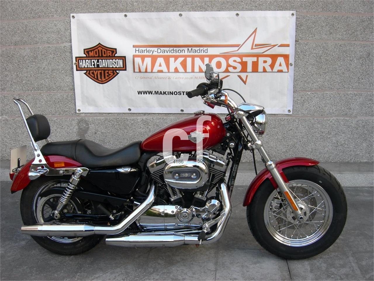 HARLEY DAVIDSON Sportster 1200 Custom de venta