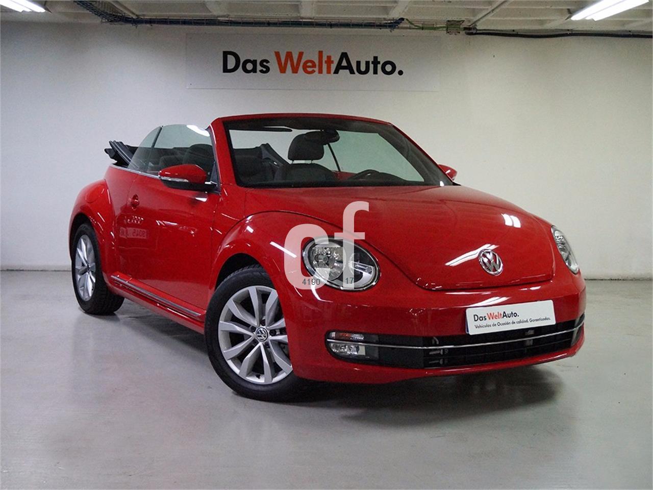 used volkswagen beetle cars spain. Black Bedroom Furniture Sets. Home Design Ideas