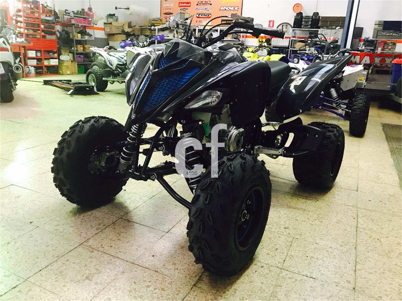 YAMAHA YFM 700, Raptor 700 de venta