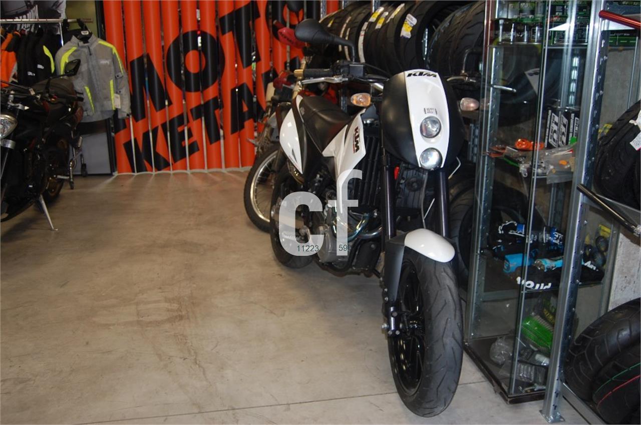 KTM LC4 E 640 de venta