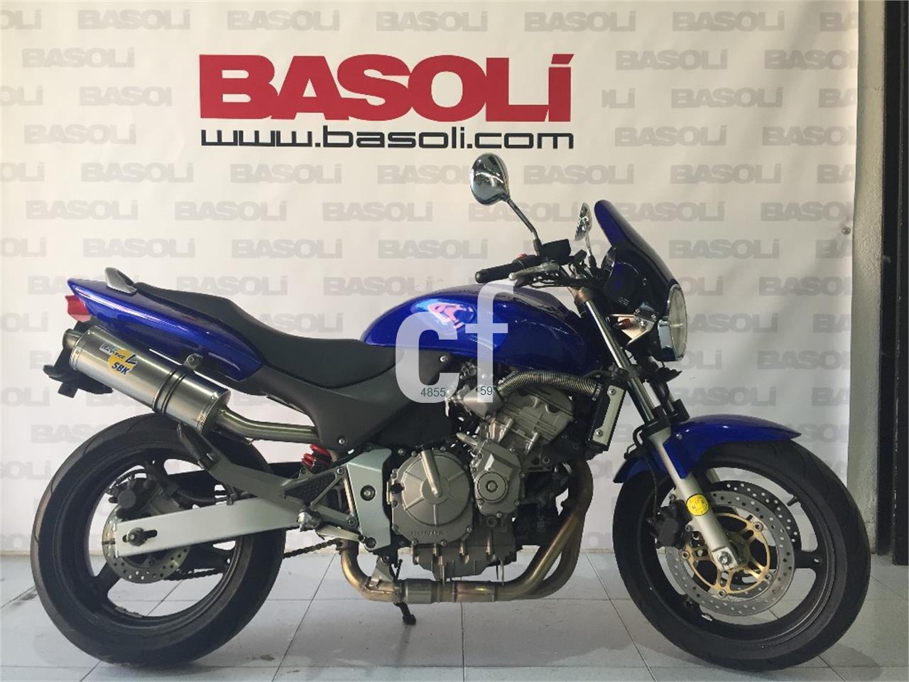 HONDA CB 600 F de venta