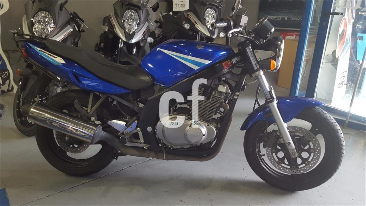 SUZUKI GS 500 de venta