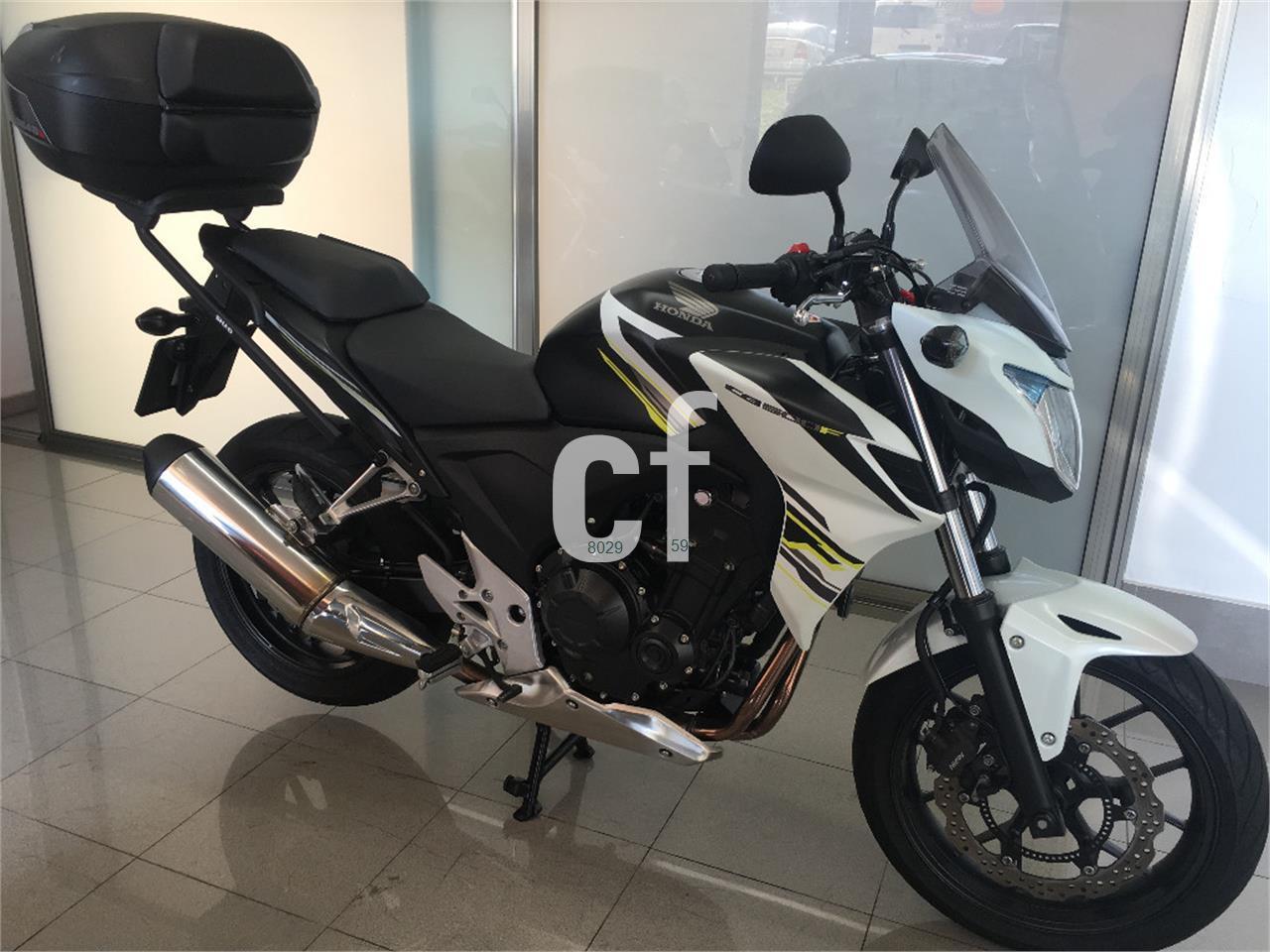 HONDA CB 500F ABS de venta