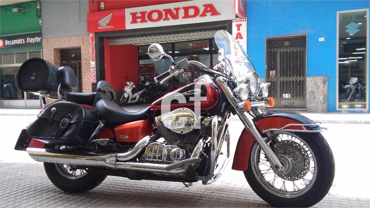 HONDA VT 750 C2 Shadow de venta