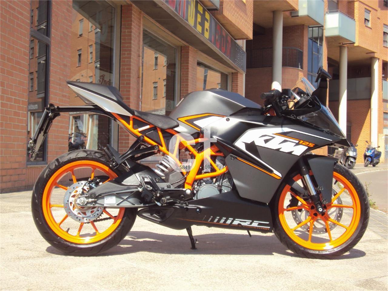 KTM RC de venta